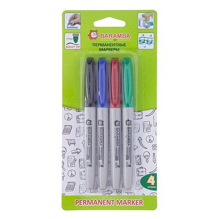 Набор Baramba перманентных маркеров
