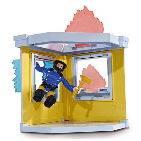 Фигурка с домиком-базой Fireman Sam Пожарный Сэм