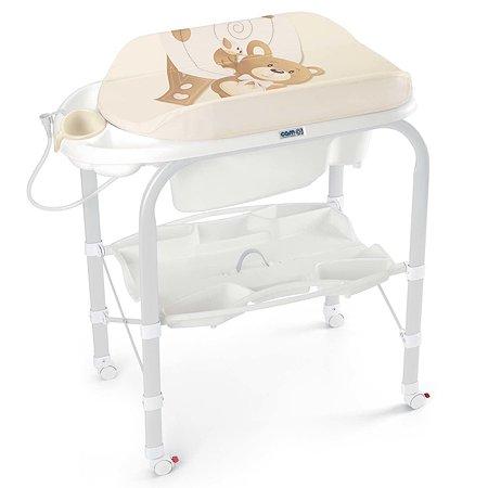 Пеленальный столик CAM с ванной Cambio цв. 219