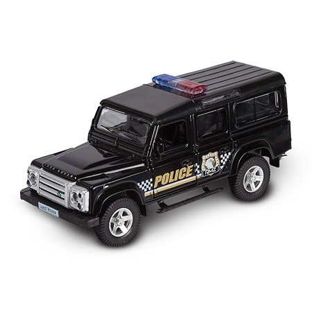 Машина Mobicaro Полиция Land Rover Defender 1:32
