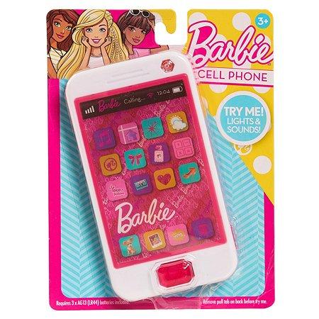 Набор Barbie Мобильный телефон со световыми и звуковыми эффектами