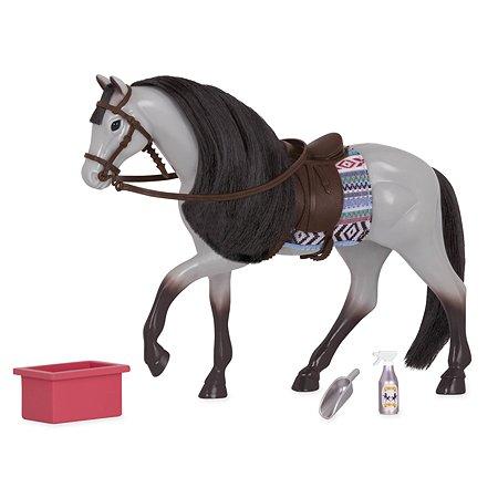 Набор Lori с лошадью Чалая LO38014Z