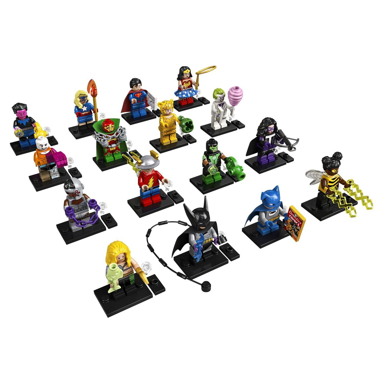 Конструктор LEGO Minifigures DC Super Heroes Series 71026