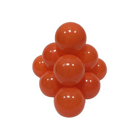 Шарики Hotenok для сухого бассейна Оранжевые 50 шт диаметр 7см sbh106