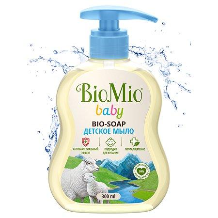 Мыло жидкое BioMio Baby 300мл 517.04190.0101