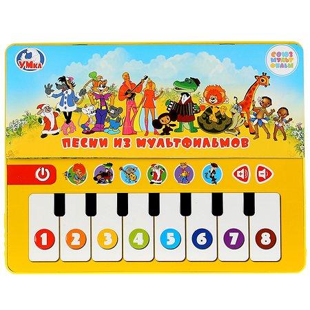 Игрушка УМка Пианино 271731