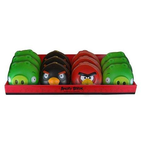 Мяч Angry Birds пенный фигурный 10 см (в ассортименте)