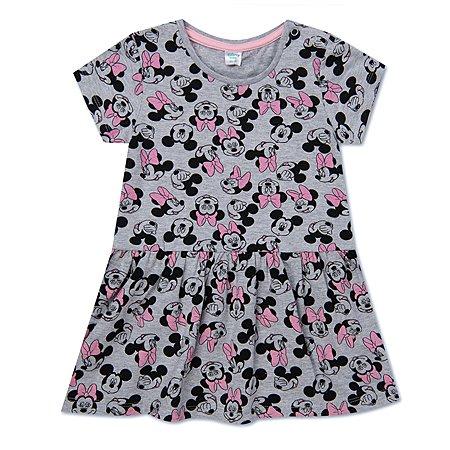 Платье Disney baby серое