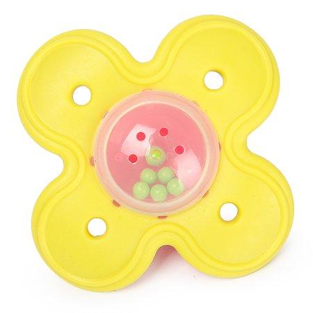 Прорезыватель Baby Go Цветок с 4месяцев Green S5-3650