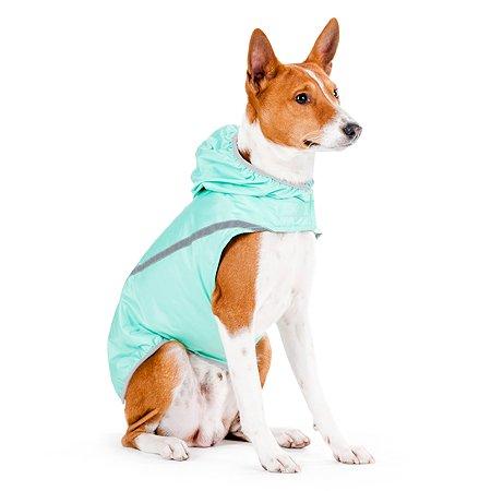 Накидка для собак CoLLar той-терьер йоркширский терьер с капюшоном Ментоловая 21013