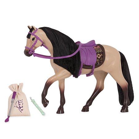 Набор Lori с лошадью Теплокровная LO38017Z