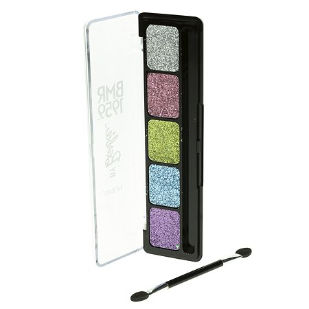 Гель-тени для век Lukky(LUCKY) с блестками 5цветов Т20064