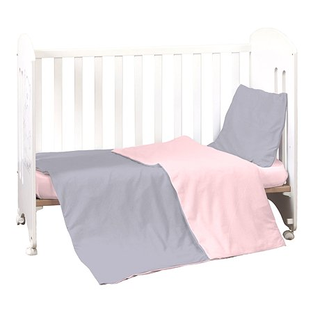 Комплект постельного белья MIRAROSSI Ninna Nanna Dumbo 3предмета