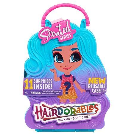 Кукла Hairdorables Арома пати в непрозрачной упаковке (Сюрприз) 23740