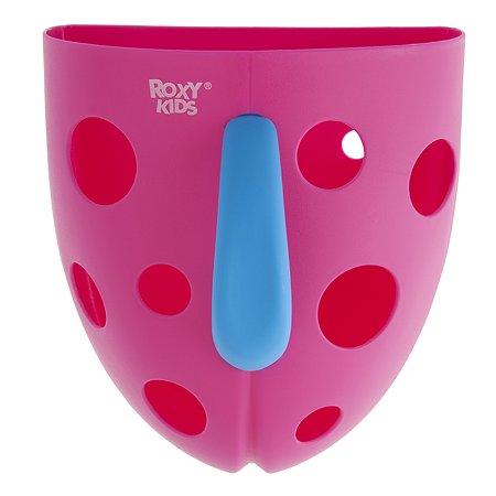 Органайзер ROXY-KIDS для игрушек Розовый