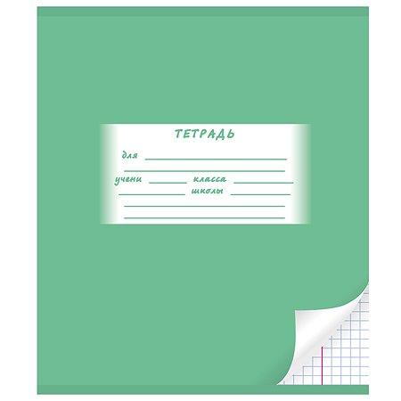 Тетрадь Мировые тетради Клетка 12л ТШ12K607