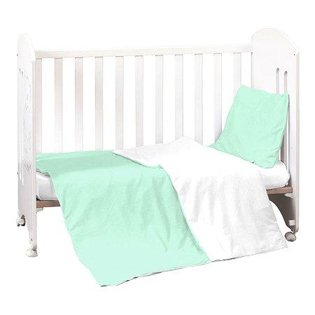 Комплект постельного белья MIRAROSSI Ninna Nanna Dusty 3предмета