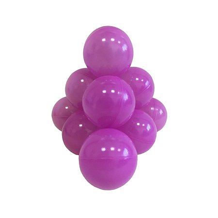 Шарики Hotenok для сухого бассейна Hotenok Фиолетовые 50 шт диаметр 7см sbh112