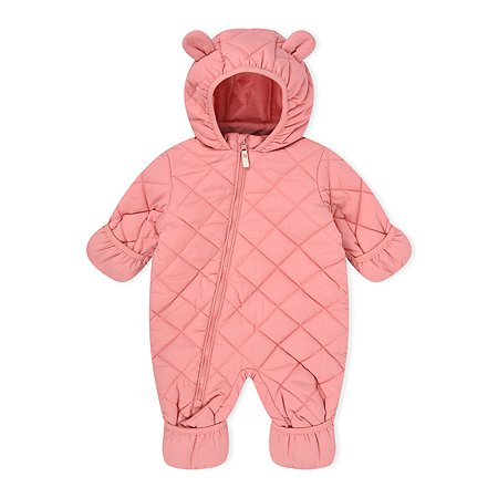 Комбинезон BabyGo Trend розовый