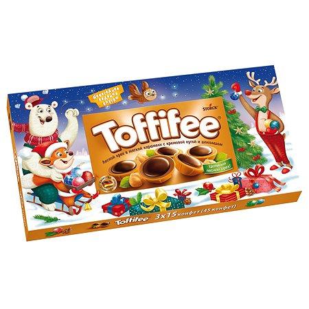 Набор конфет Toffifee Новогодний 375г