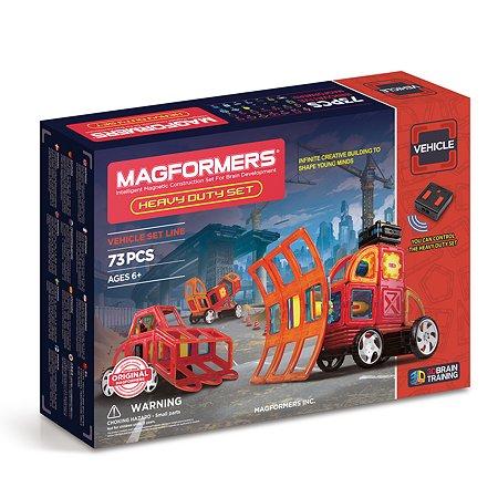 Магнитный конструктор Magformers Heavy Duty Set 73