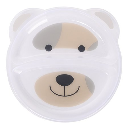 Тарелка Baby Go Собачка с секциями BD-14070
