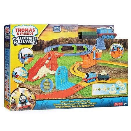 Набор Thomas & Friends Раскопки динозавров (Collectible Railway)
