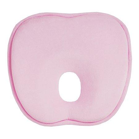 Подушка Babyton Розовая DMP4215
