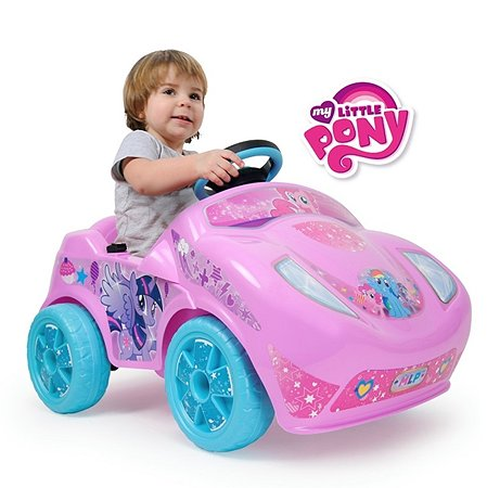Электромобиль INJUSA My Little Pony 6V