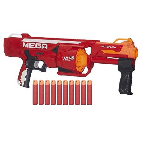 Бластер Nerf Mega Берсеркер B1269EU4
