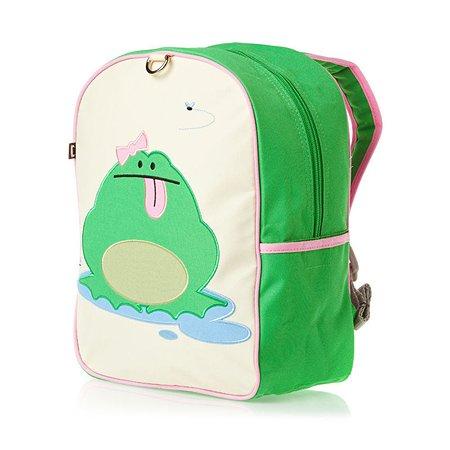 Рюкзак Beatrix Katarina - Frog Little Kid  (зеленый)