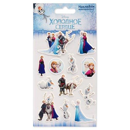 Наклейка декоративная лицензионная Disney Холодное сердце
