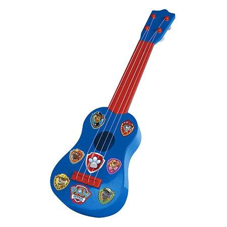 Гитара Щенячий патруль 4-х струнная