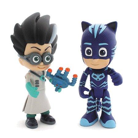 Игровой набор PJ masks Кэтбой и Ромео