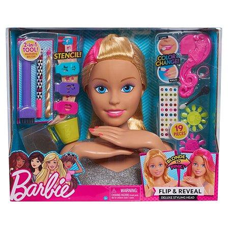 Набор Barbie Делюкс Манекен для создания причесок 62530