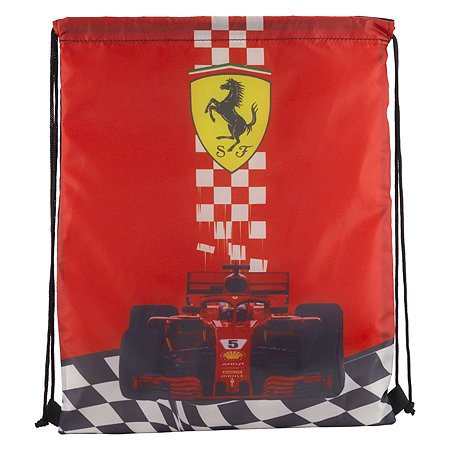 Мешок для обуви Kinderline Ferrari FEGB-UT1-883