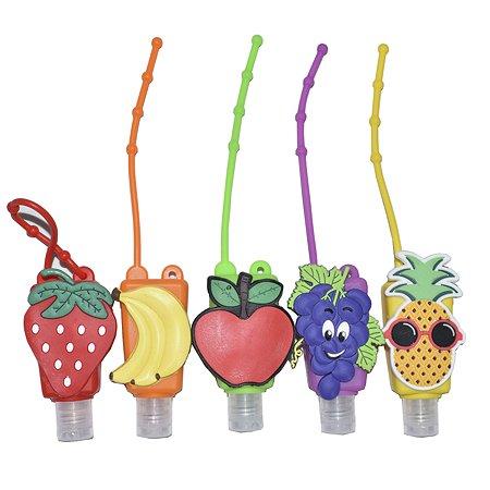 Гель для рук Нордпласт Яркие фрукты антибактериальный 30мл в ассортименте