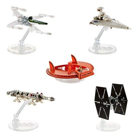 Звездолет Hot Wheels Star Wars в ассортименте