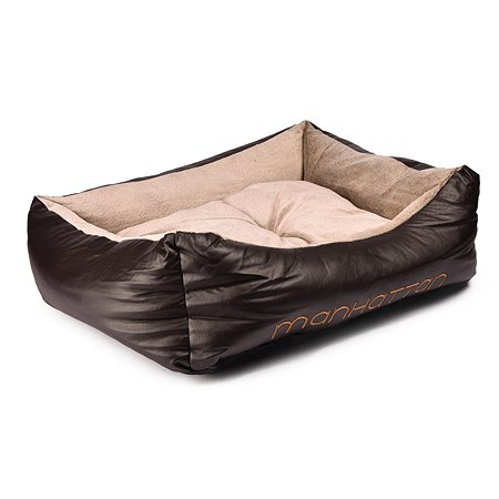 Лежак для животных FAUNA Manhatten мягкий FIDB-1004