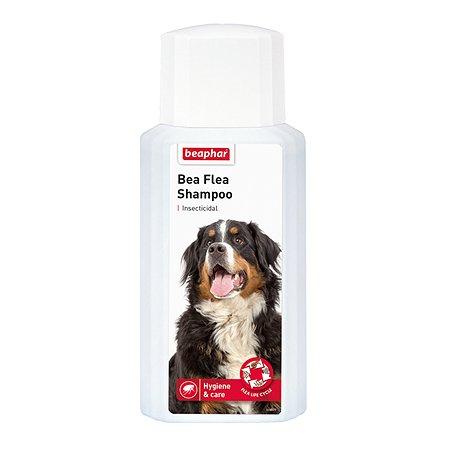 Шампунь для собак Beaphar Bea Flea от паразитов с запахом мяты 200мл