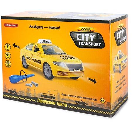 Набор сборный Mobicaro Такси OTB0571659