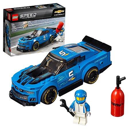 Конструктор LEGO Speed Champions Гоночный автомобиль Chevrolet Camaro ZL1 75891