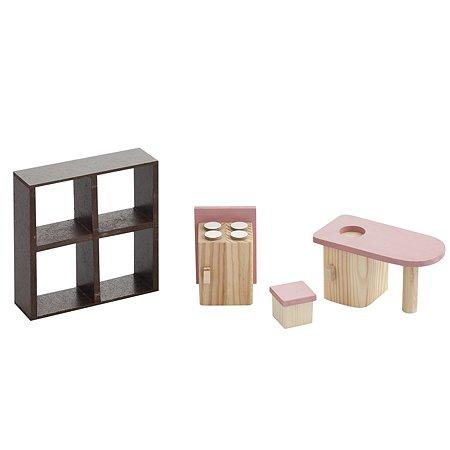 Набор мебели для домика PAREMO Кухня 8предметов PDA517-02