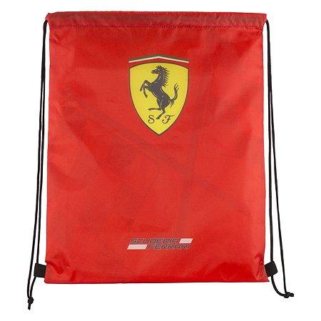 Мешок для обуви Kinderline Ferrari увеличенный FEGB-UT1-883W