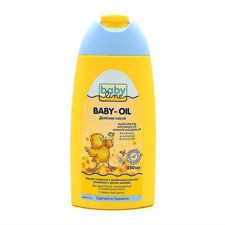 Масло Babyline 250мл с 0месяцев DN13/208031
