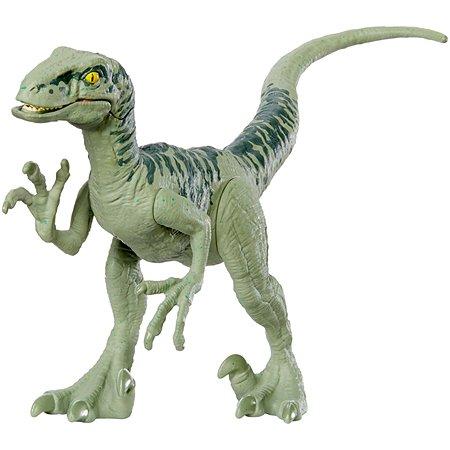 Фигурка Jurassic World Атакующая стая Велоцираптор Чарли GFM06