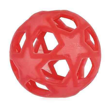 Прорезыватель Hevea Мяч Красный 121402