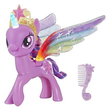 Игрушка My Little Pony Искорка с радужными крыльями E2928EU4
