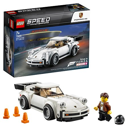 Конструктор LEGO Speed Champions 1974 Porsche 911 Turbo 3.0 75895