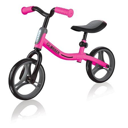 Беговел Globber Go Bike Розовый 610-110